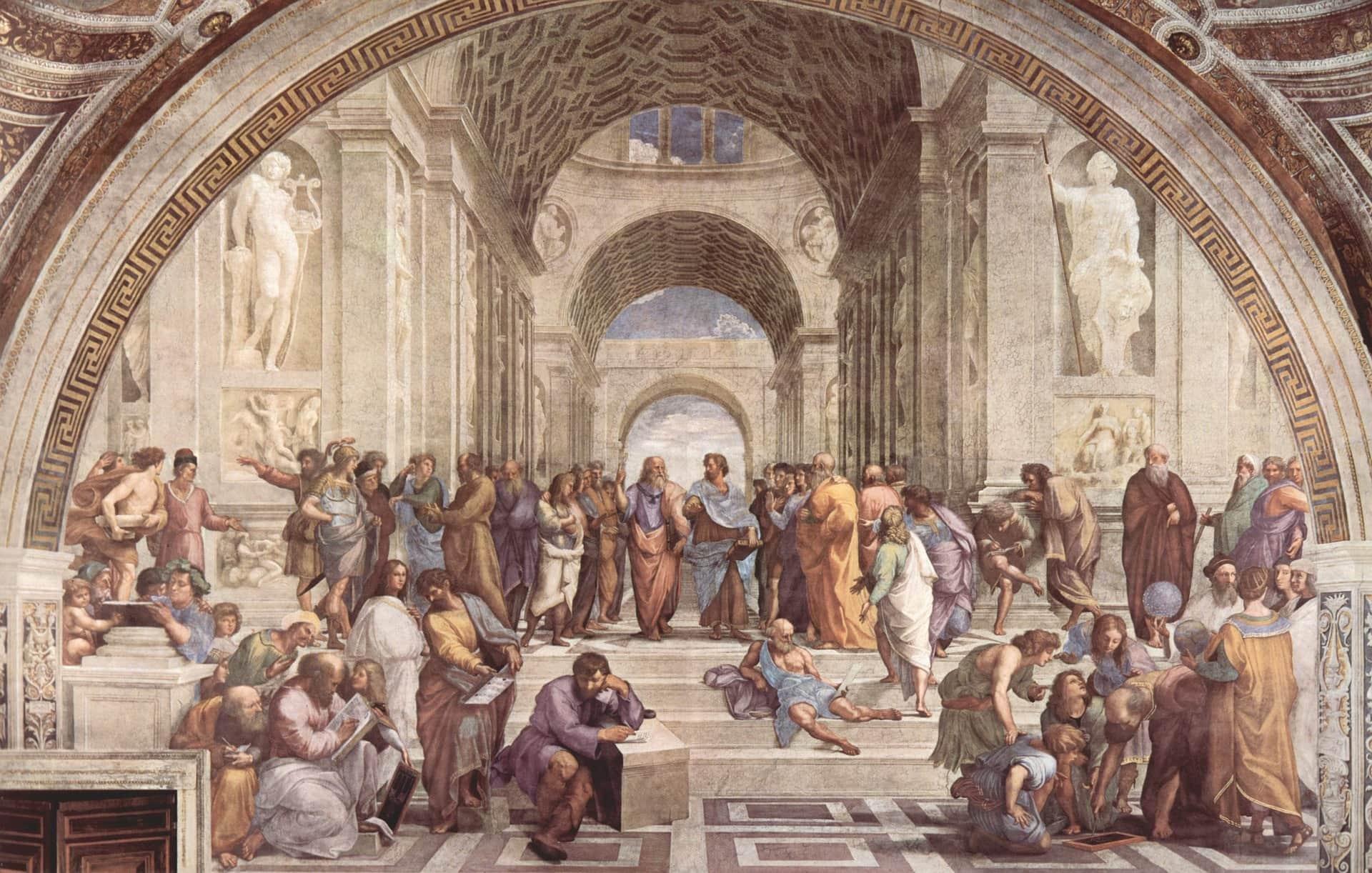 רפאל- אסכולת אתונה