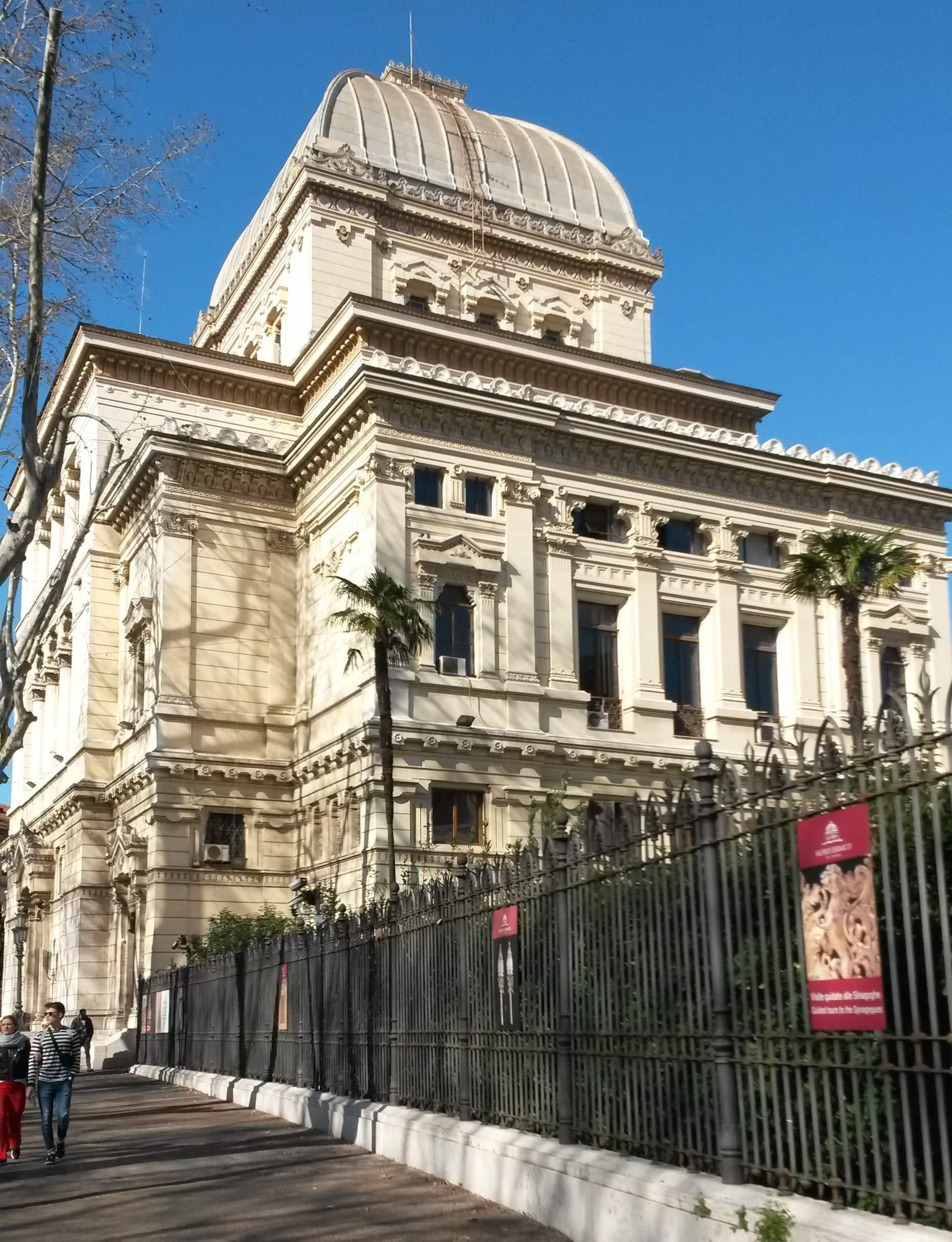 בית הכנסת הגדול של רומא