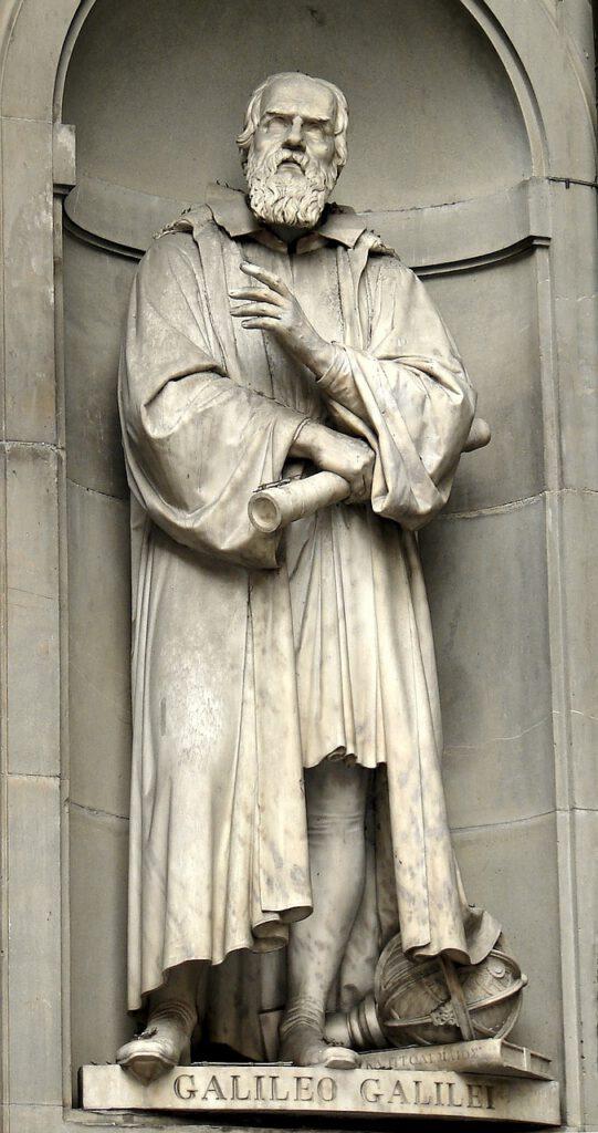 פסלו של גלילאו גליליי