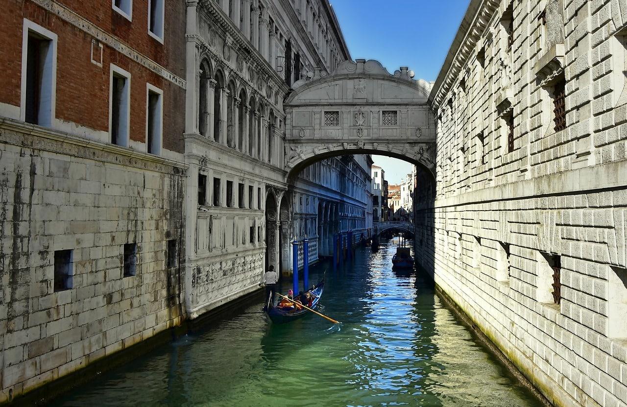 גשר האנחות ונציה