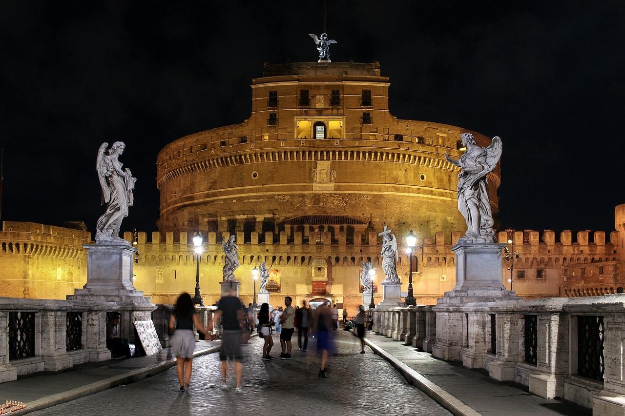 הכל על המלונות ברומא