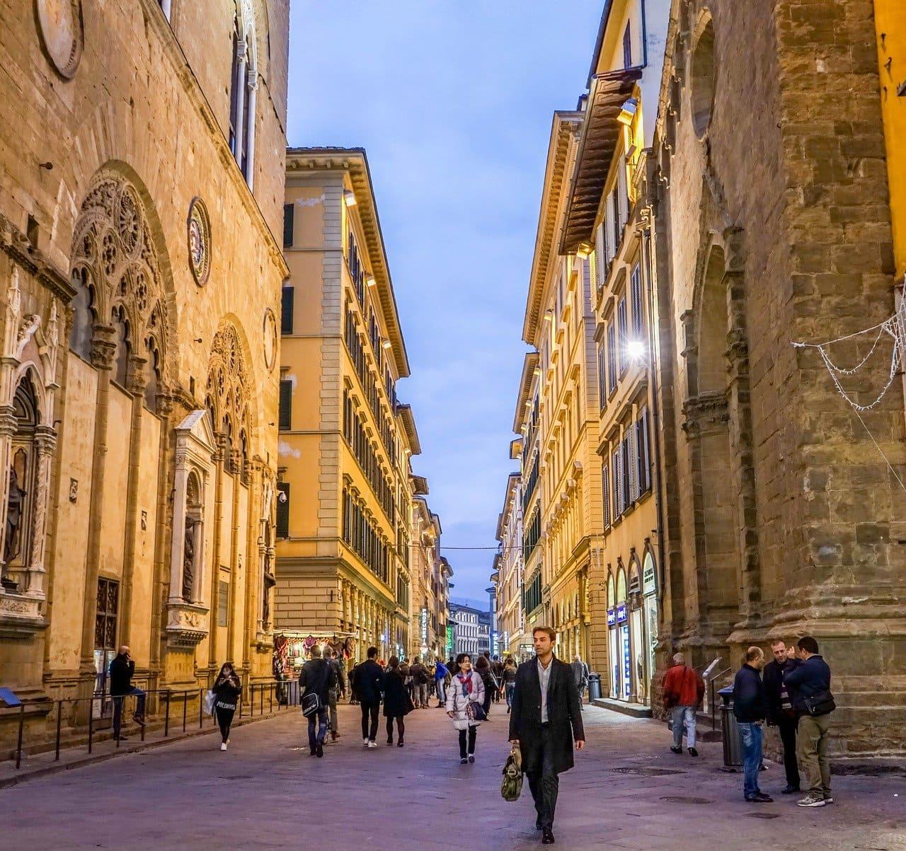 רחובות פירנצה