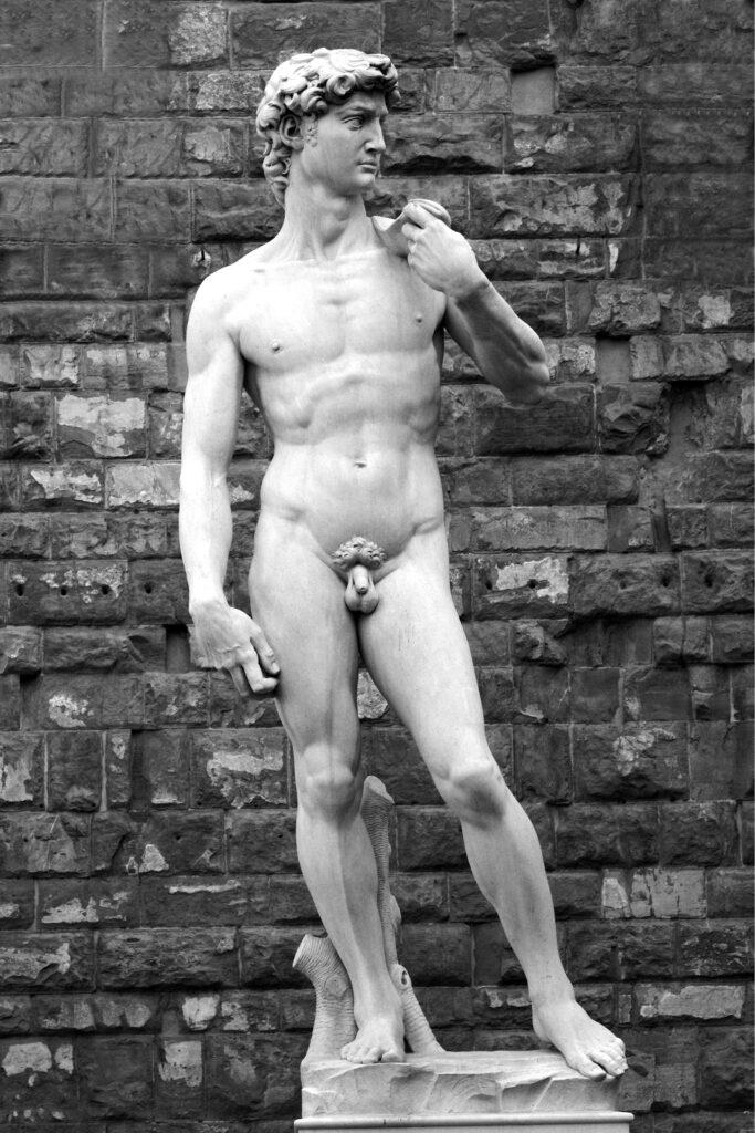 פסל דויד