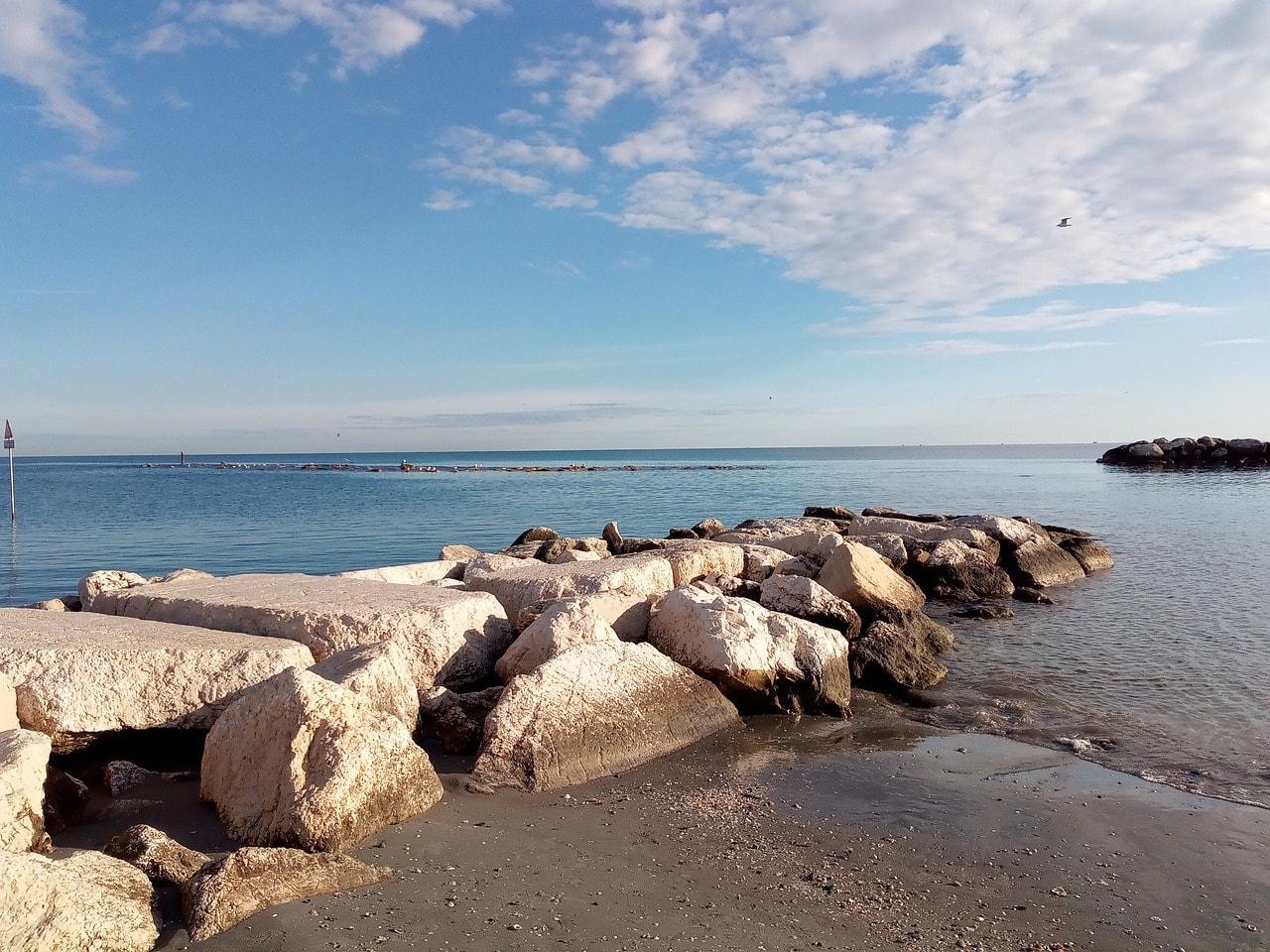 קו החוף של רימיני