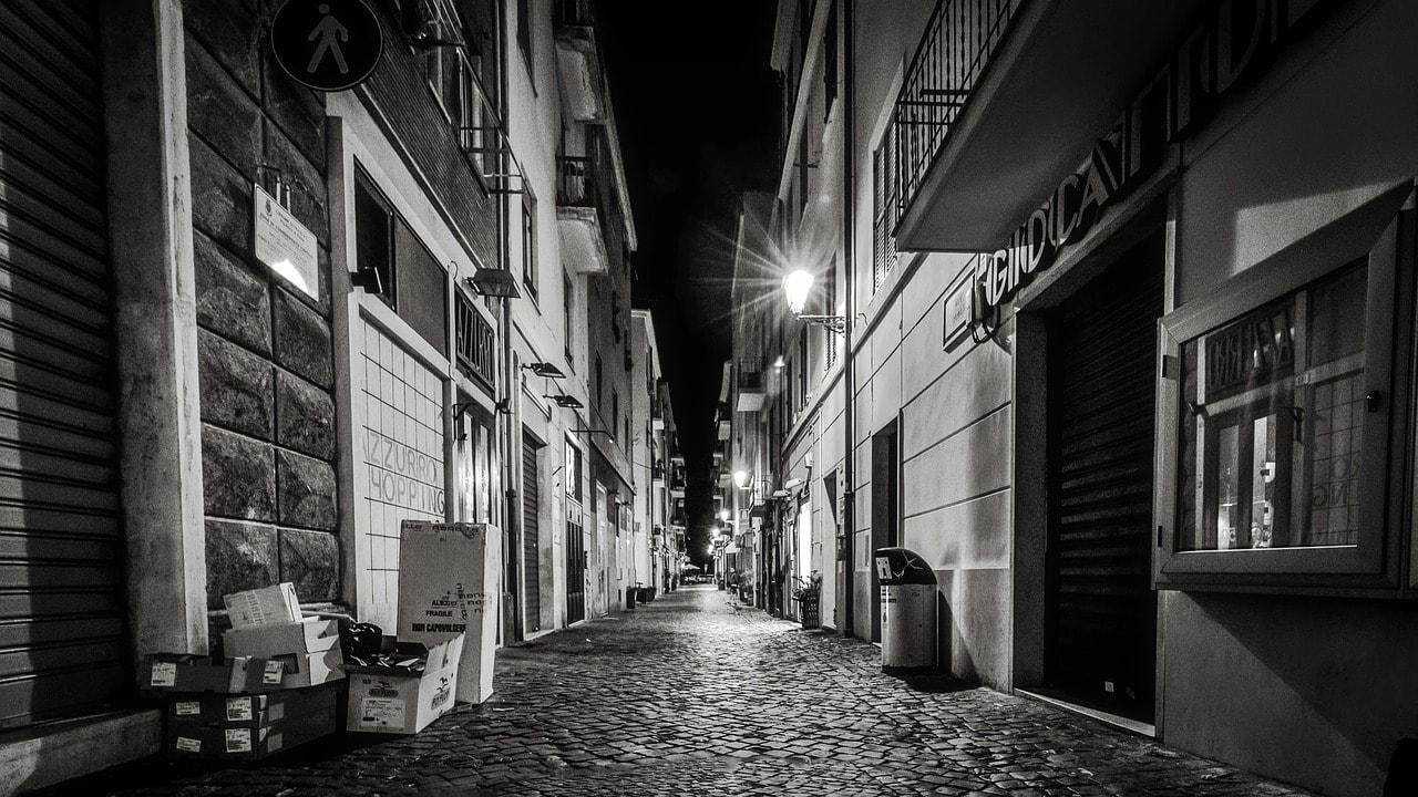 רומא בלילה
