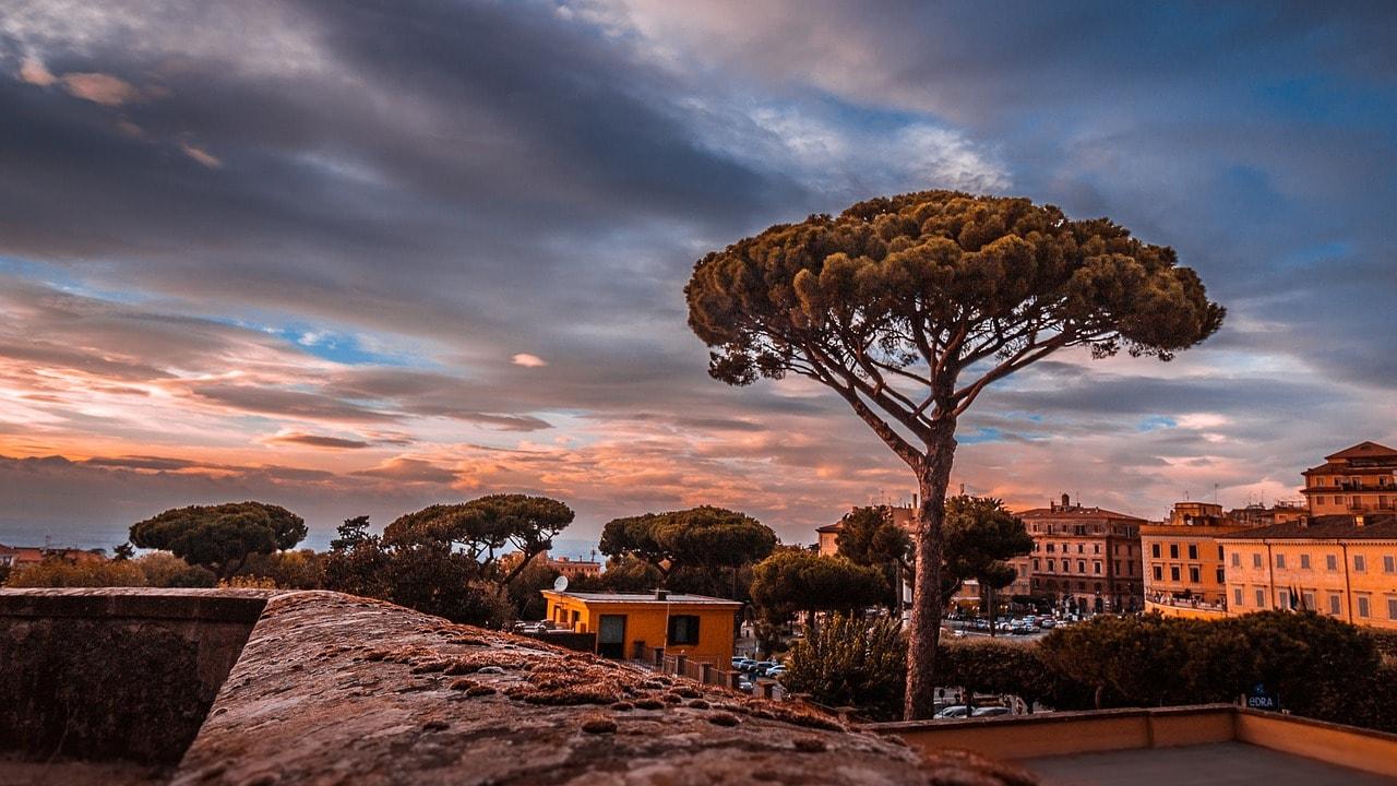 ערב ברומא