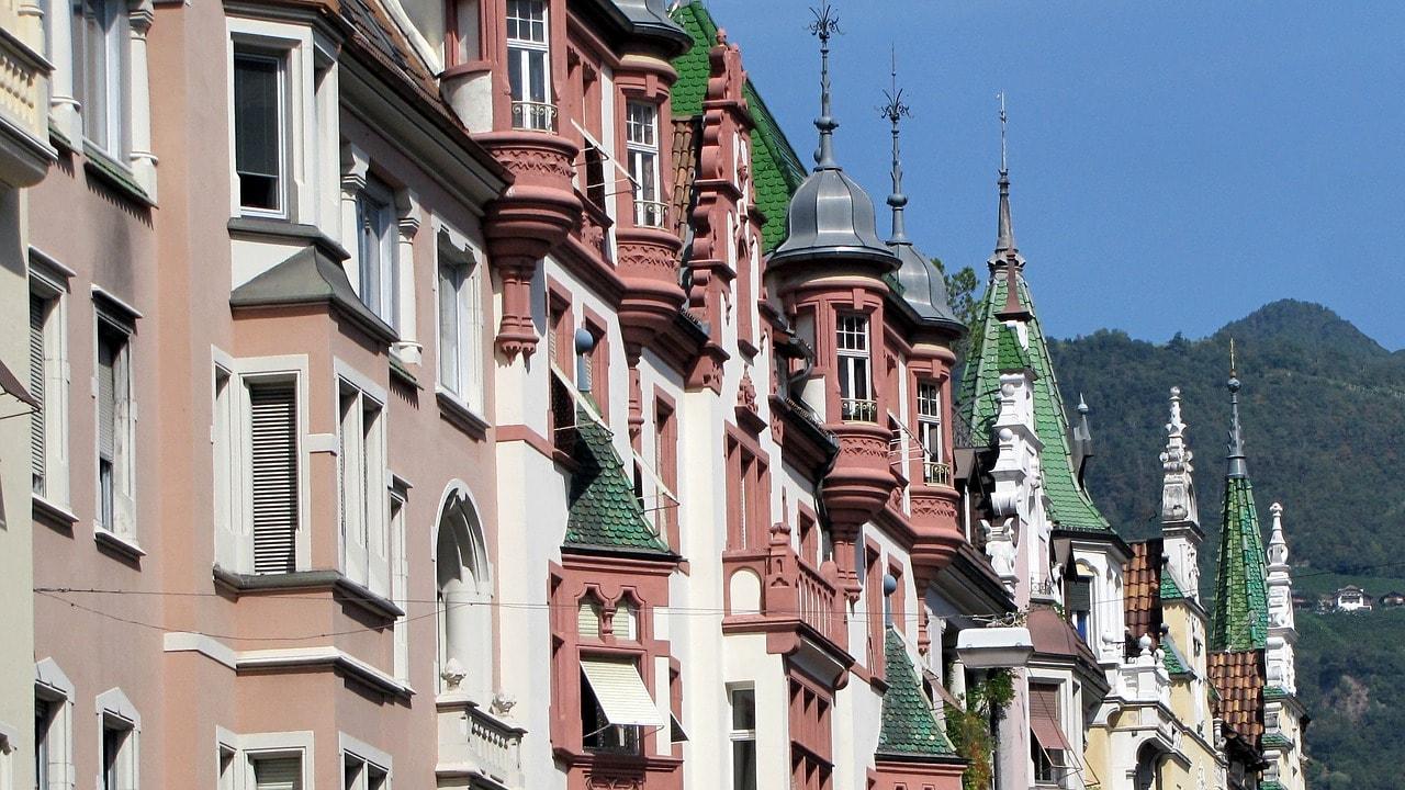 ארכיטקטורה גותית בבולצאנו