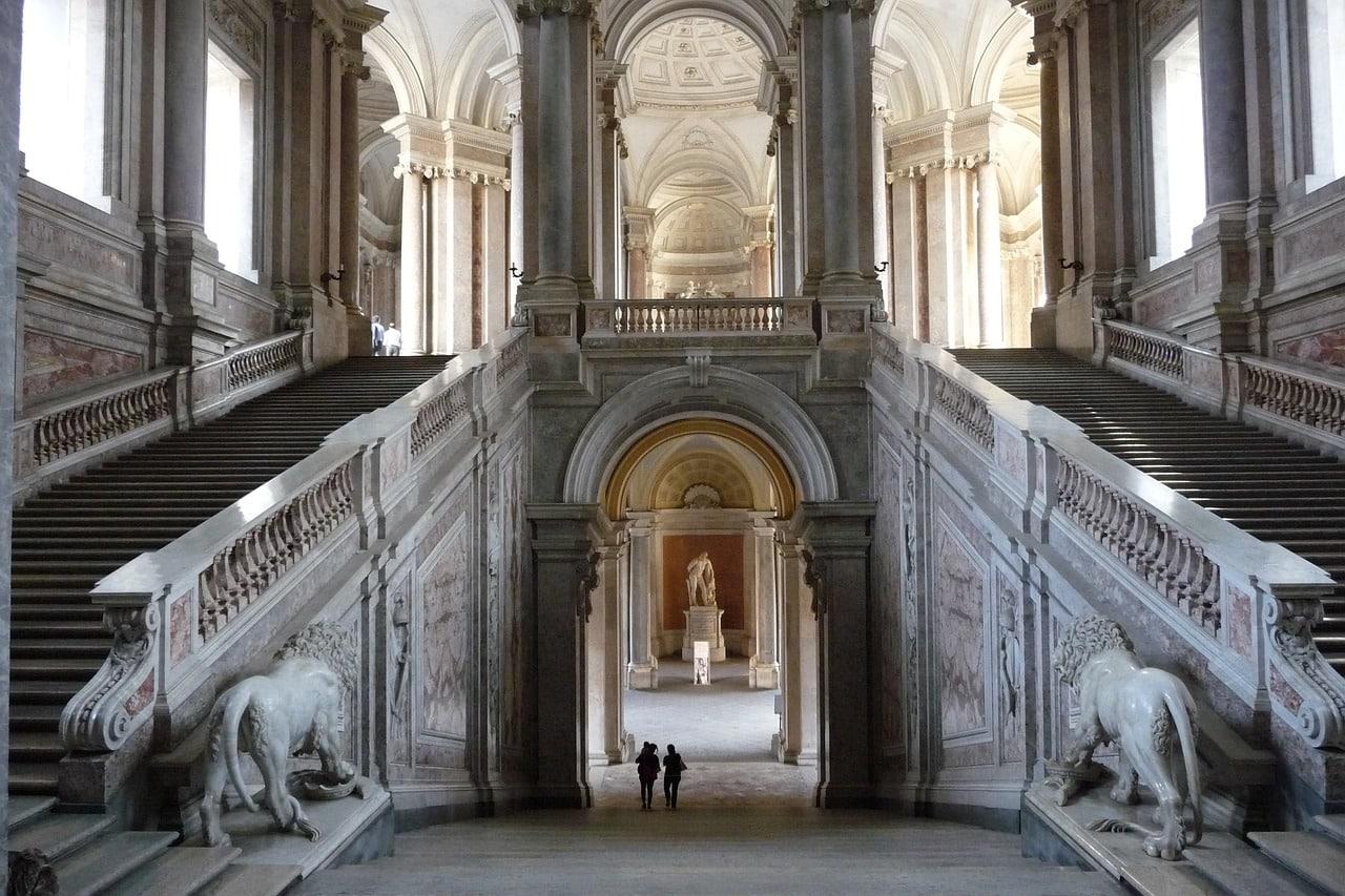 הארמון בקזרטה
