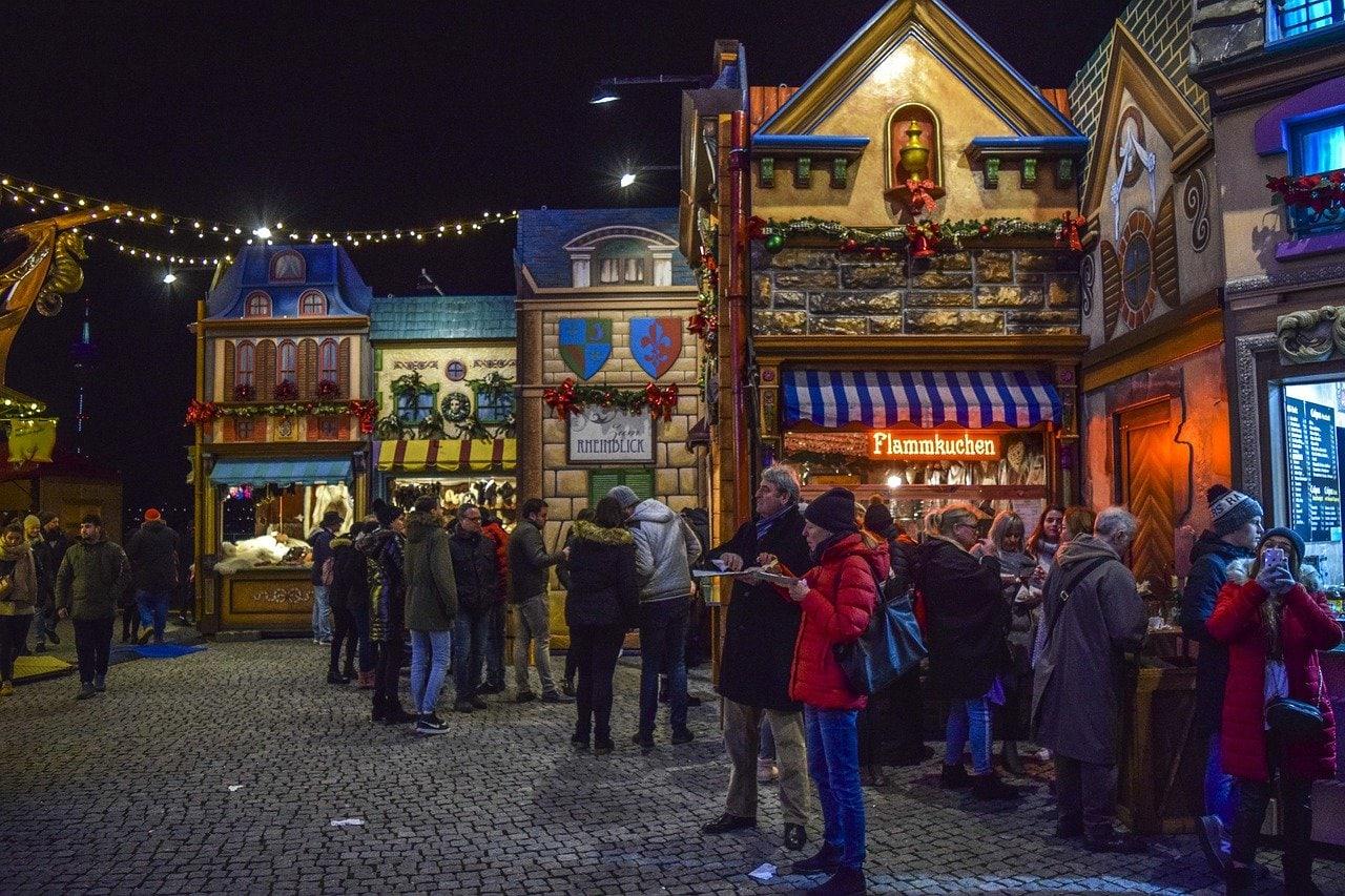 שוק חג המולד