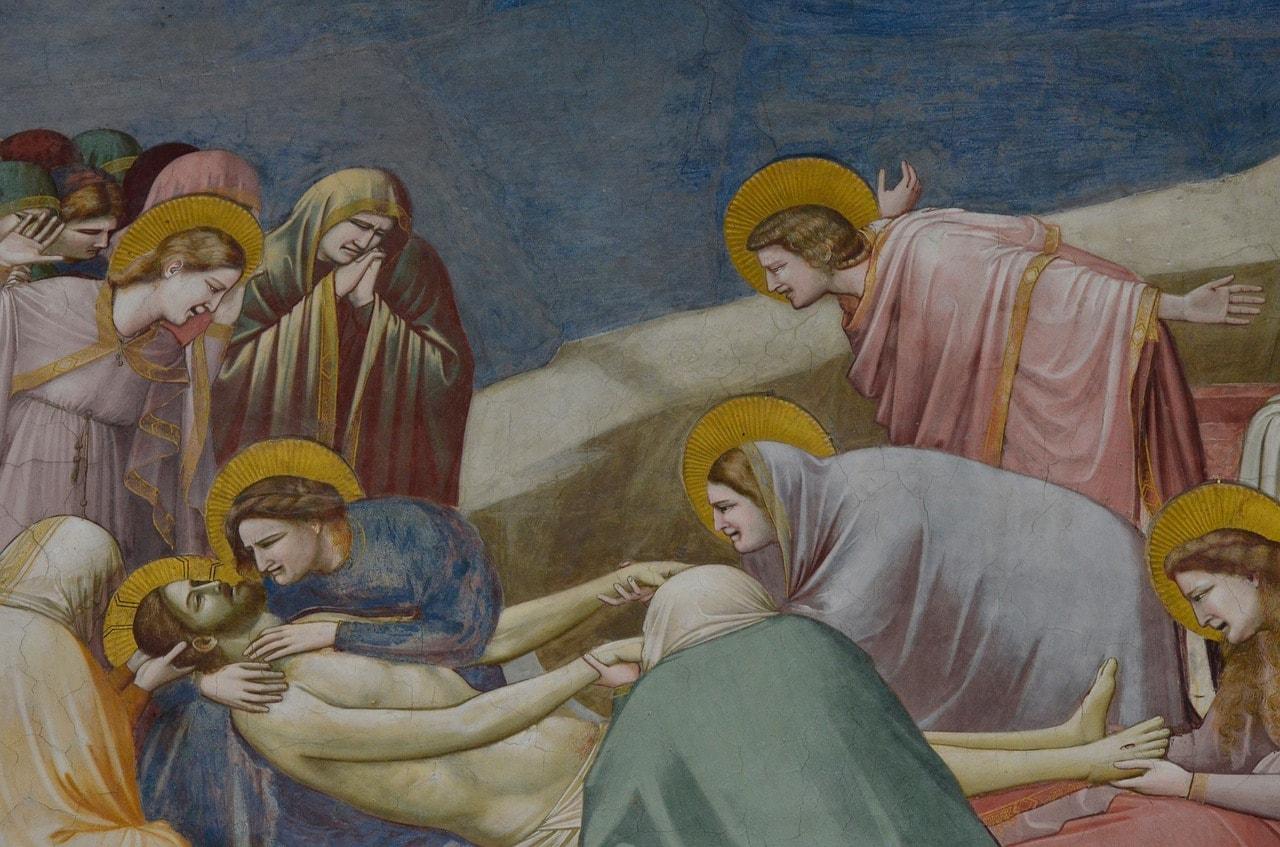 ג'וטו די בונדונה בקפלה סקרובני
