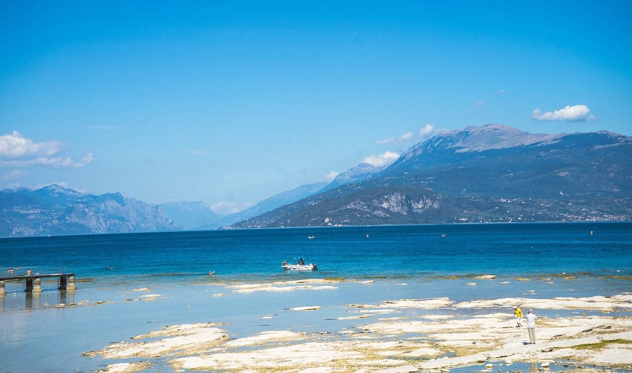 החוף של סרמיונה