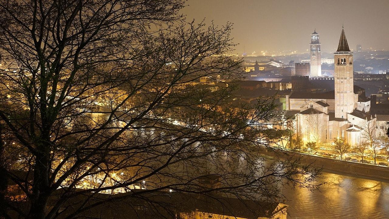 ורונה בלילה