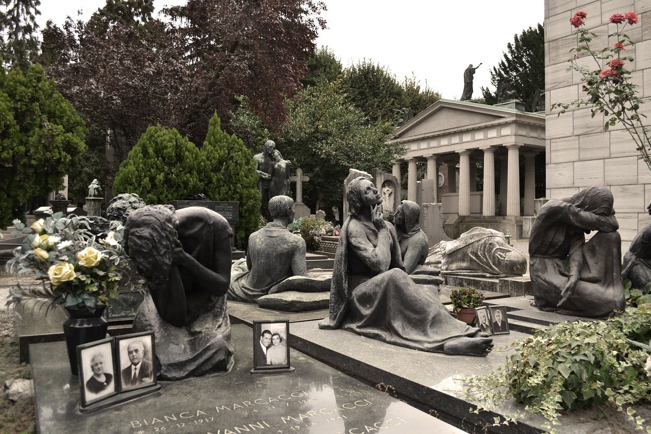 בית הקברות מילאנו