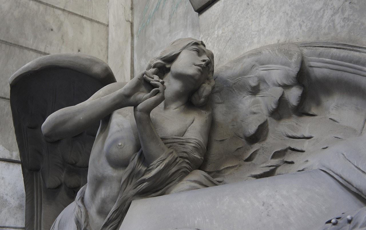 פסל בית קברות
