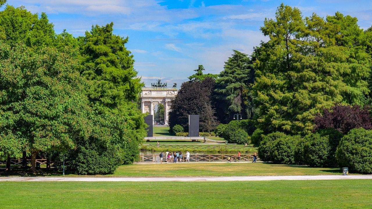 פארק מילאנו